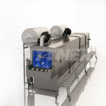 Моющие и обезжиривающие машины для КЛТ ящиков